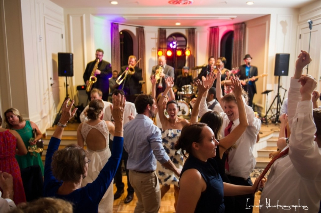 If the music is good, you dance! Bay Kings make dance floor royalty music, book them now!
