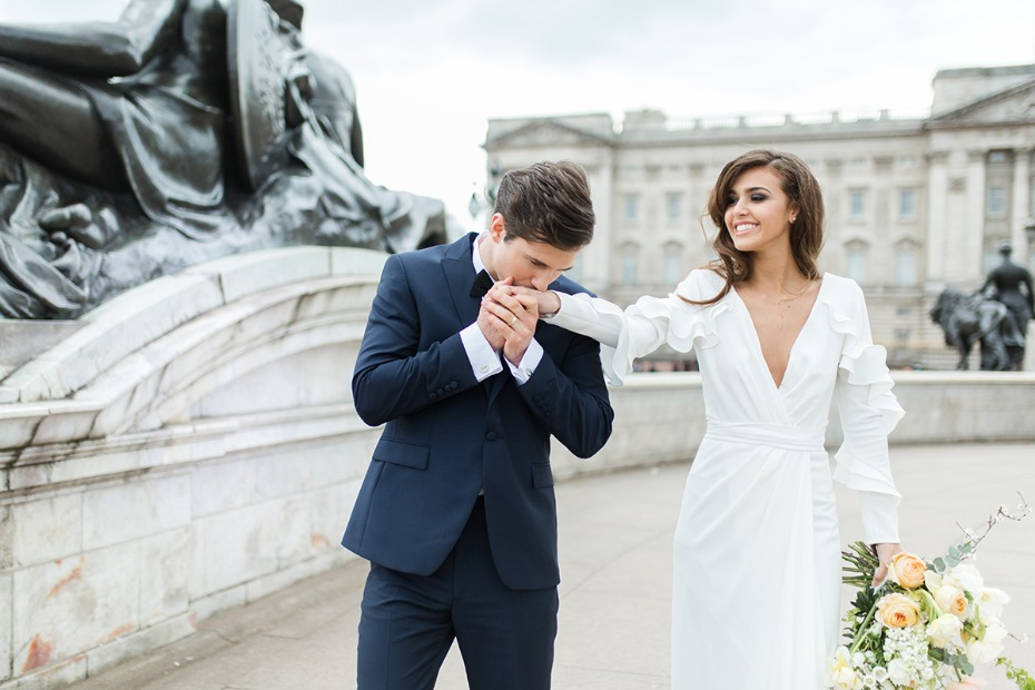 wedding candids in London