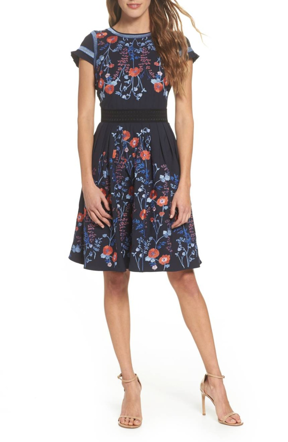 Nordstom Foxiedox Fit and Flare Dress