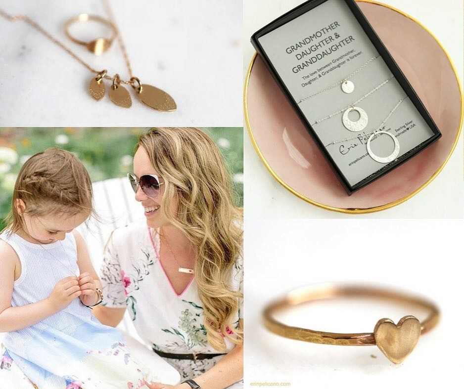 Gifts that Mom will adore 🌷 Mother's Day 48-hour sale 🌷 Save 20% on our shop, even 14k Gold collection (min $100) Oh Yeah!