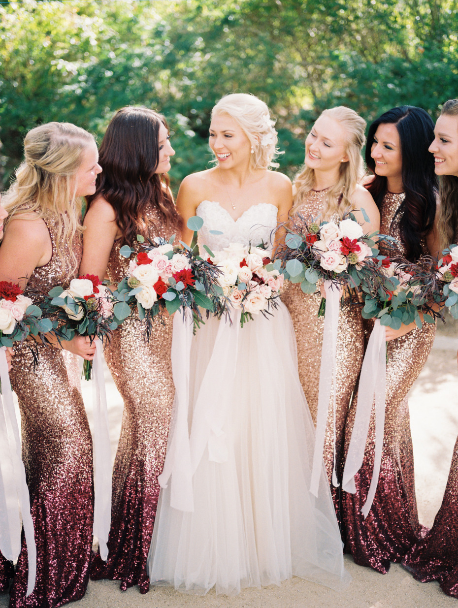 Chic Arizona wedding