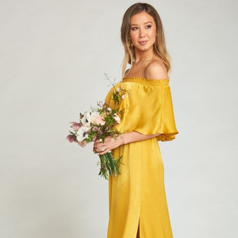 SMYM Hacienda Maxi Dress