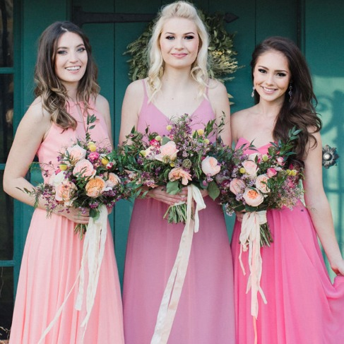 Bridesmaid Dresses under $150.00