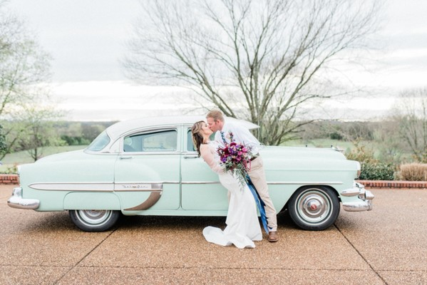 How To Have A Jewel Toned Manor House Wedding