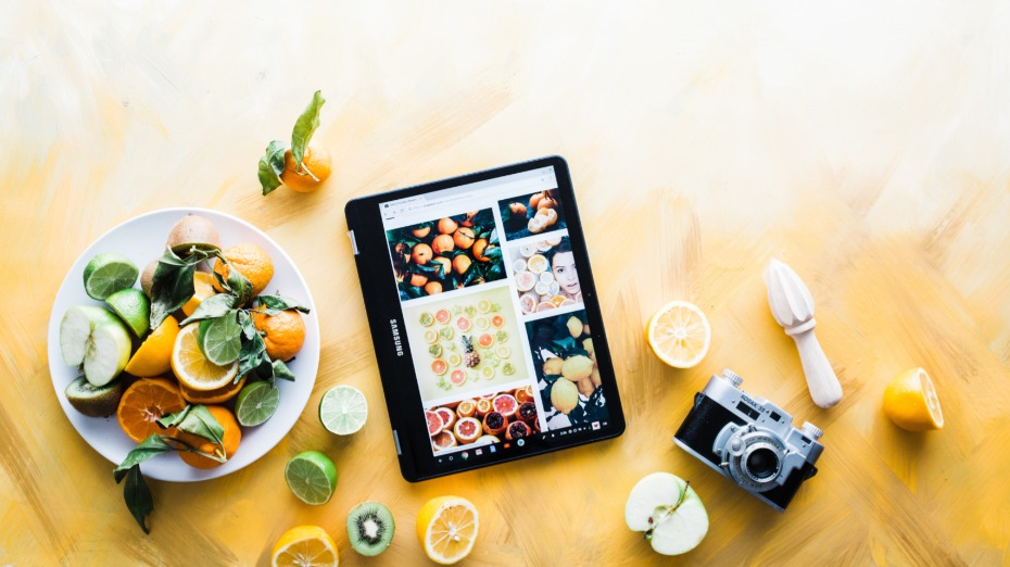 Food Journal App Photo by Brooke Lark