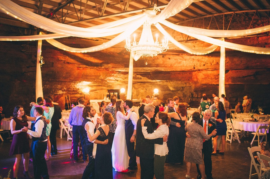 Reception at Lost River Cave