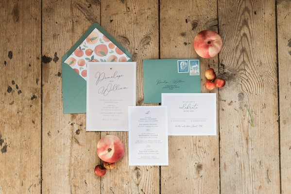 How To Have An Effortless Looking Farm Fresh Summer Wedding