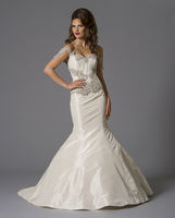 Katerina Bocci Fall 2015 Bridal Collection