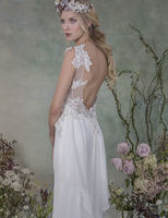 Elizabeth Fillmore Fall 2015 Bridal Collection