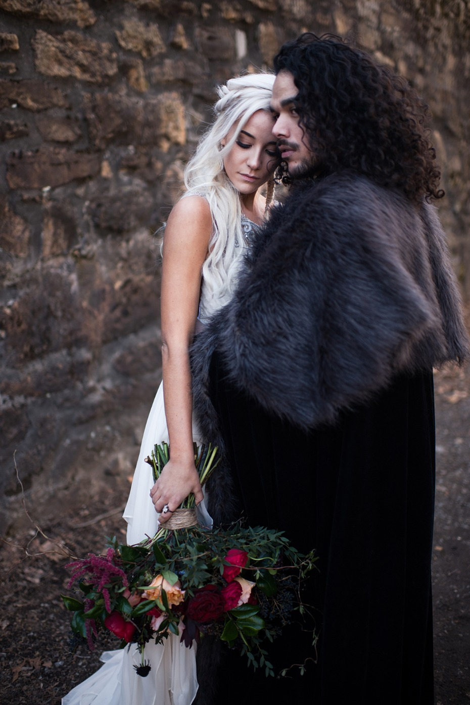 sweet Game of Thrones wedding