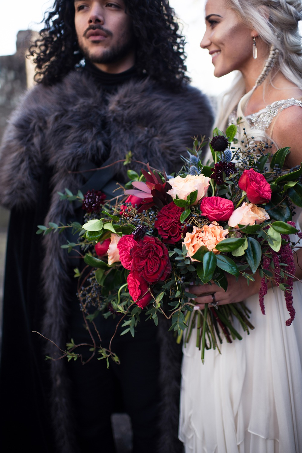 Fire And Ice Game Of Thrones Wedding Ideas