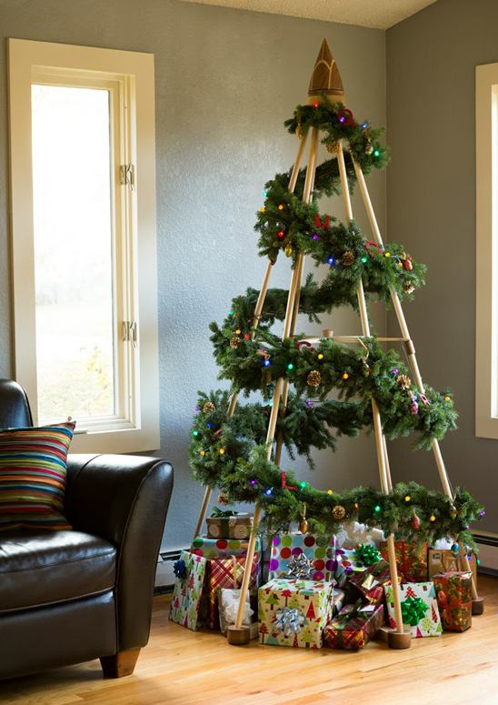 17 Alternative Christmas Trees