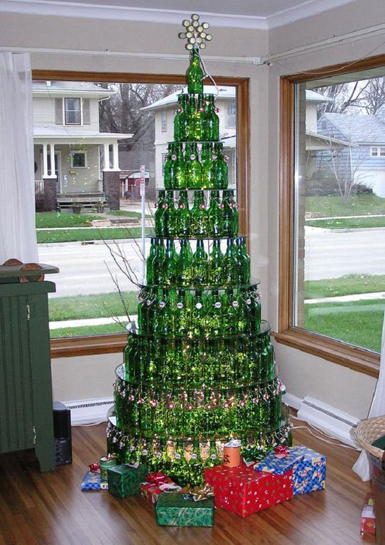 Christmas Tree Alternative.Trending Christmas Tree Alternatives