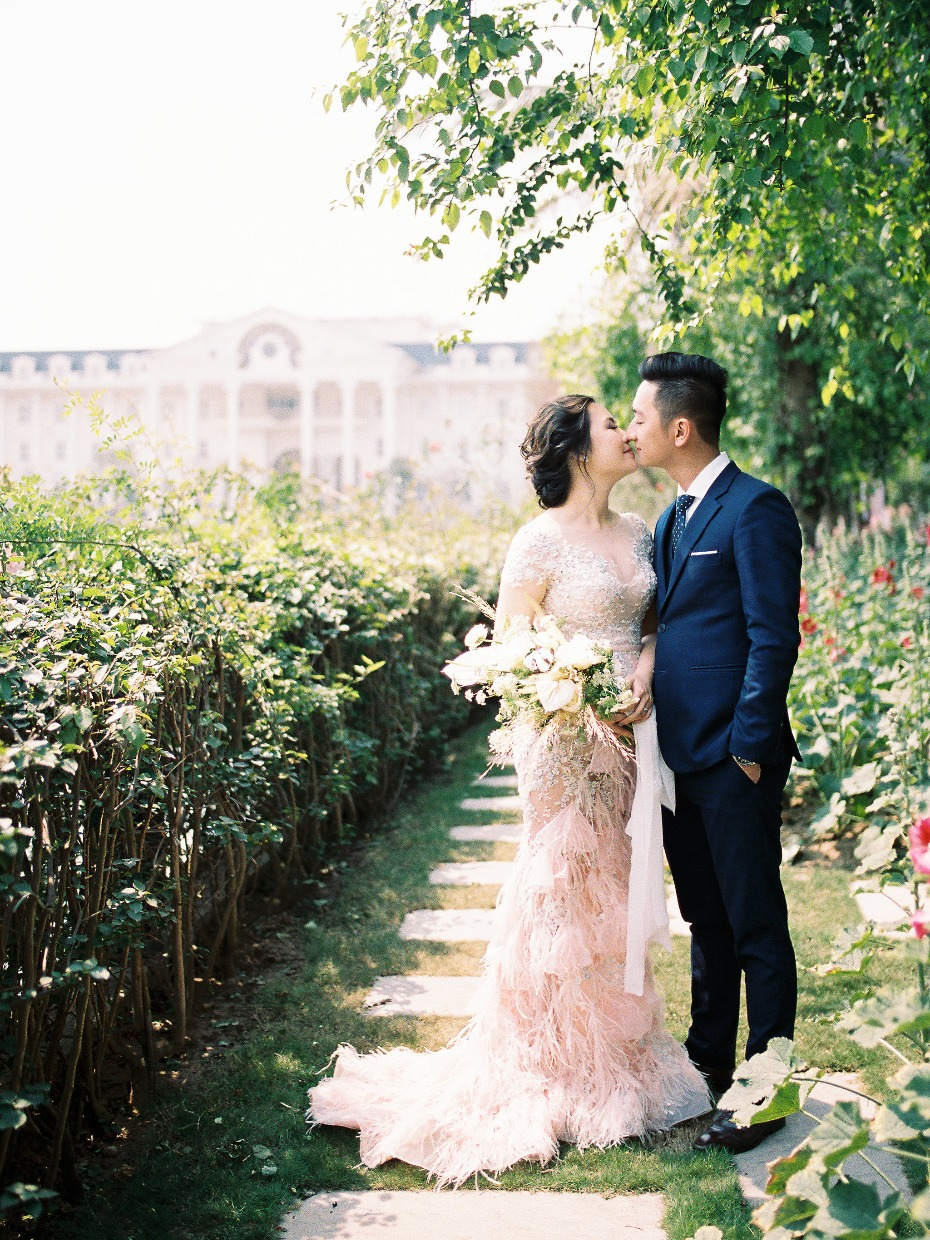Have a destination wedding in Vietnam