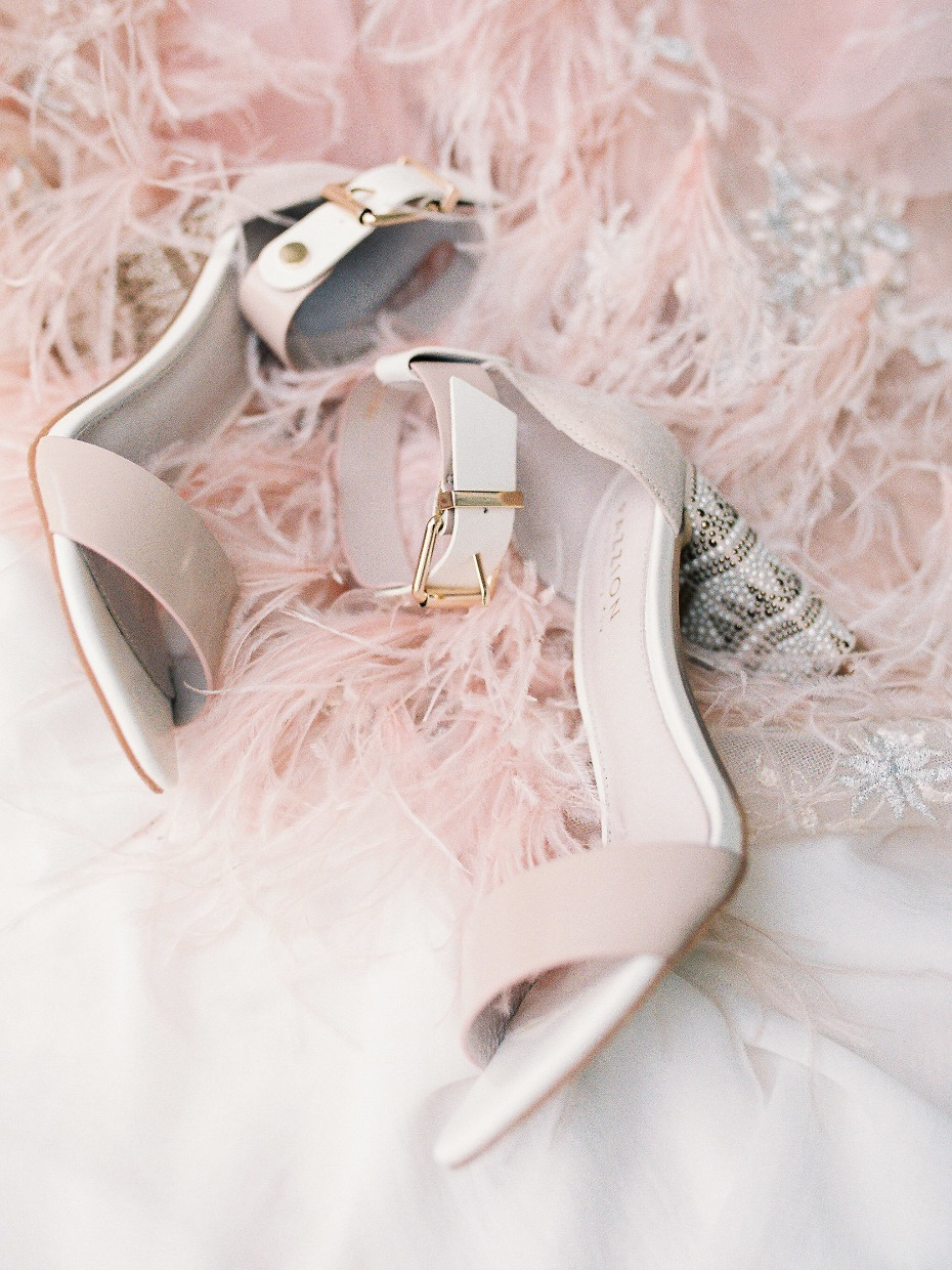 Pazzion wedding heels