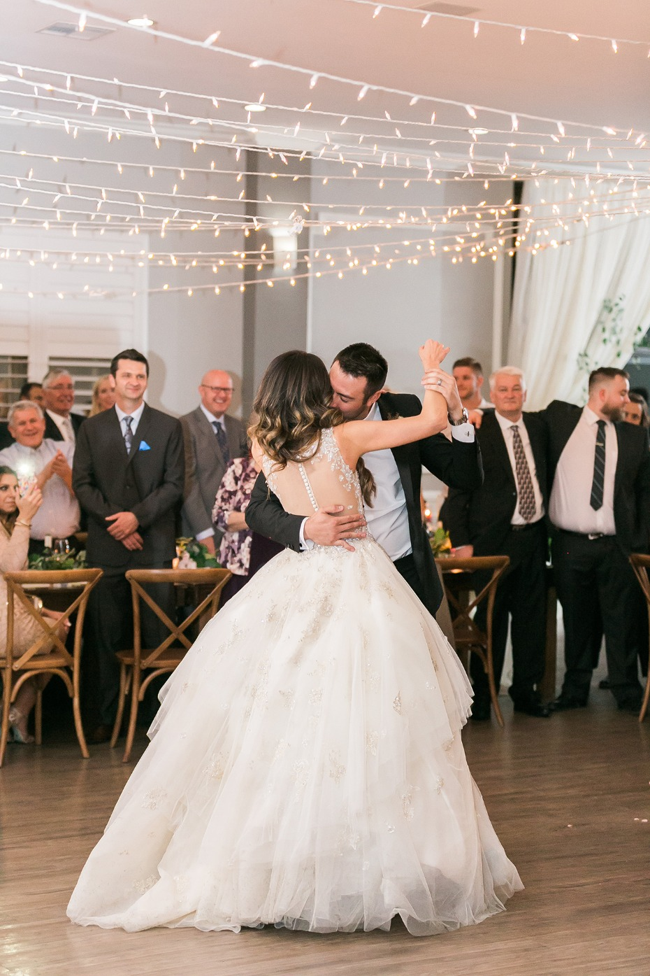 Beautiful first dance