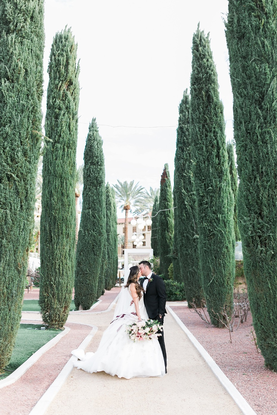 Stunning Las Vegas wedding
