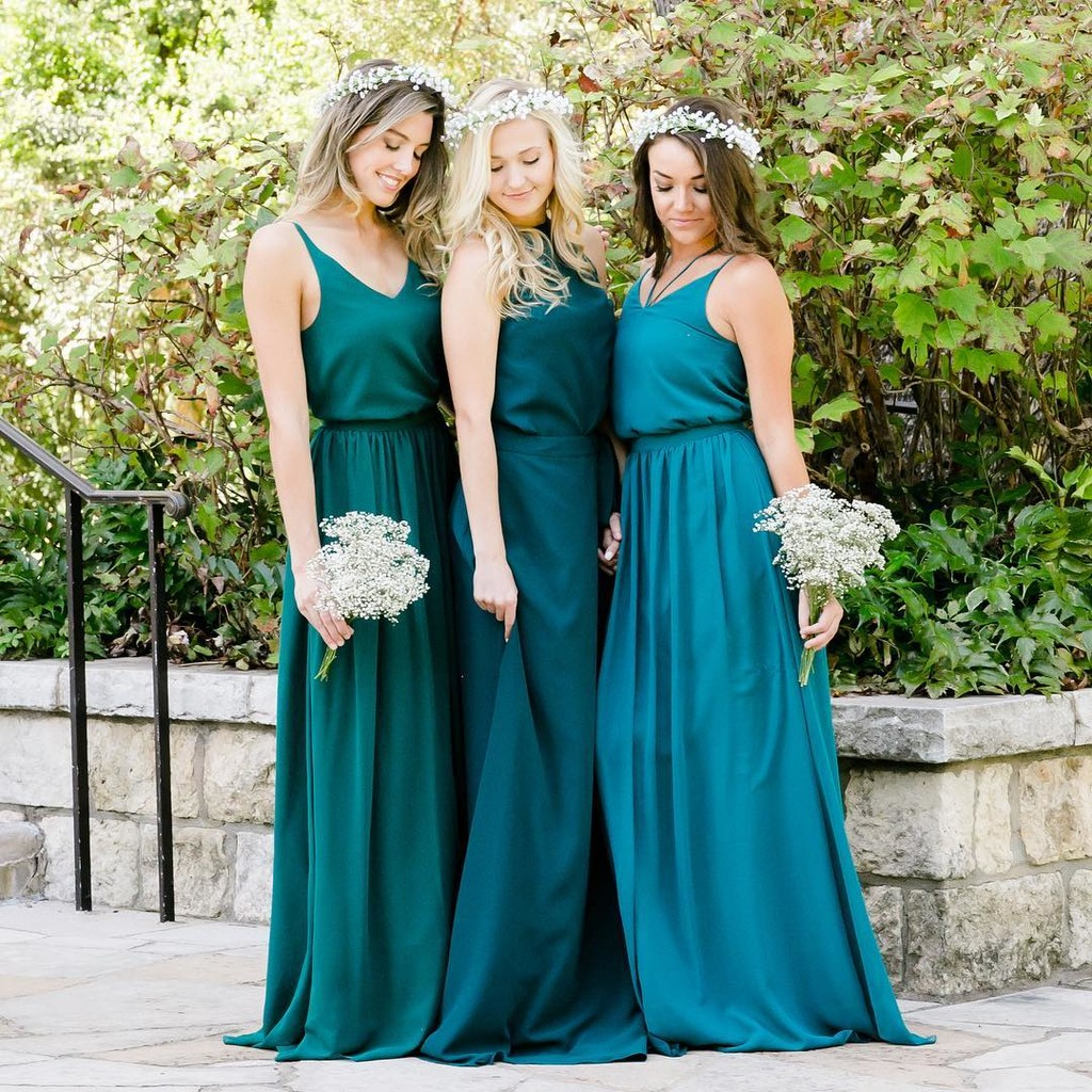 """Those """"wear again"""" styles your bridesmaids will *really* love."""