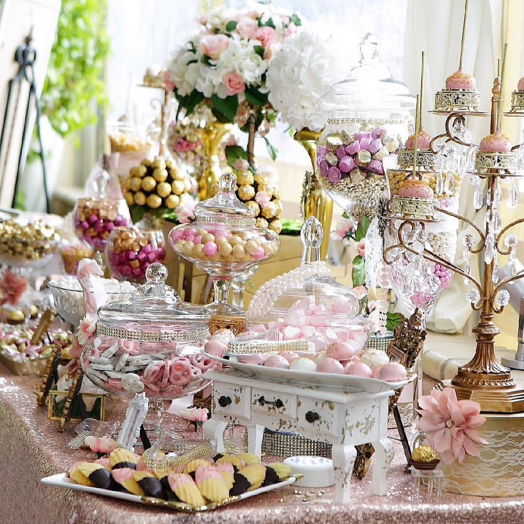 💗Wedding Dessert Table💗Created by @lechicboutique_1