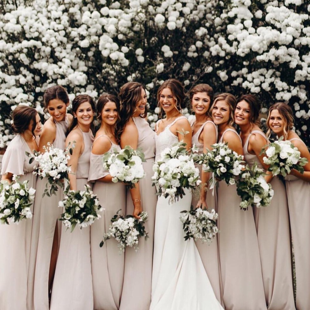 Eight Times The Bridal Party Shined In Show Me Your Mumu