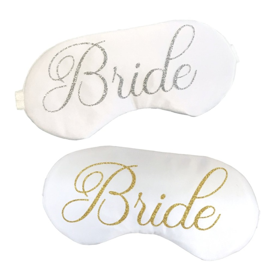 Sleepy Cottage Luxe Sleep Mask Bride