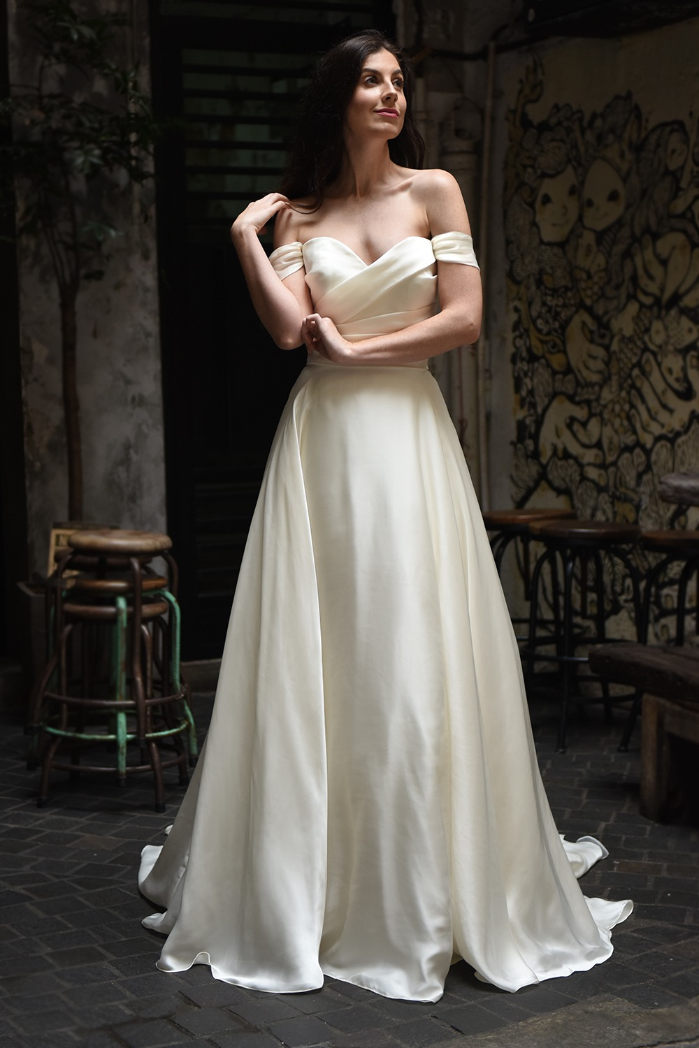 Augusta Jones Bridal Aspen Gown