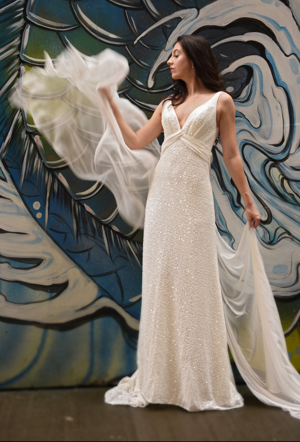 Augusta Jones Bridal Charlize Gown