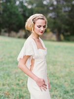 Rustic Bridal Session