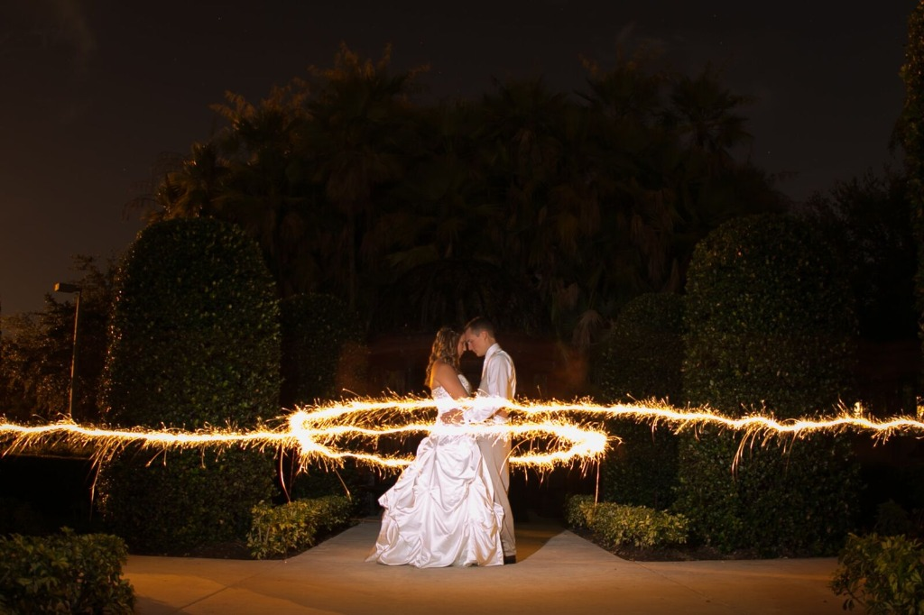 BuySparklers.com is pleased to announce that we are now offering F-R-E-E UPS Shipping on Wedding Sparkler orders over $75.00.