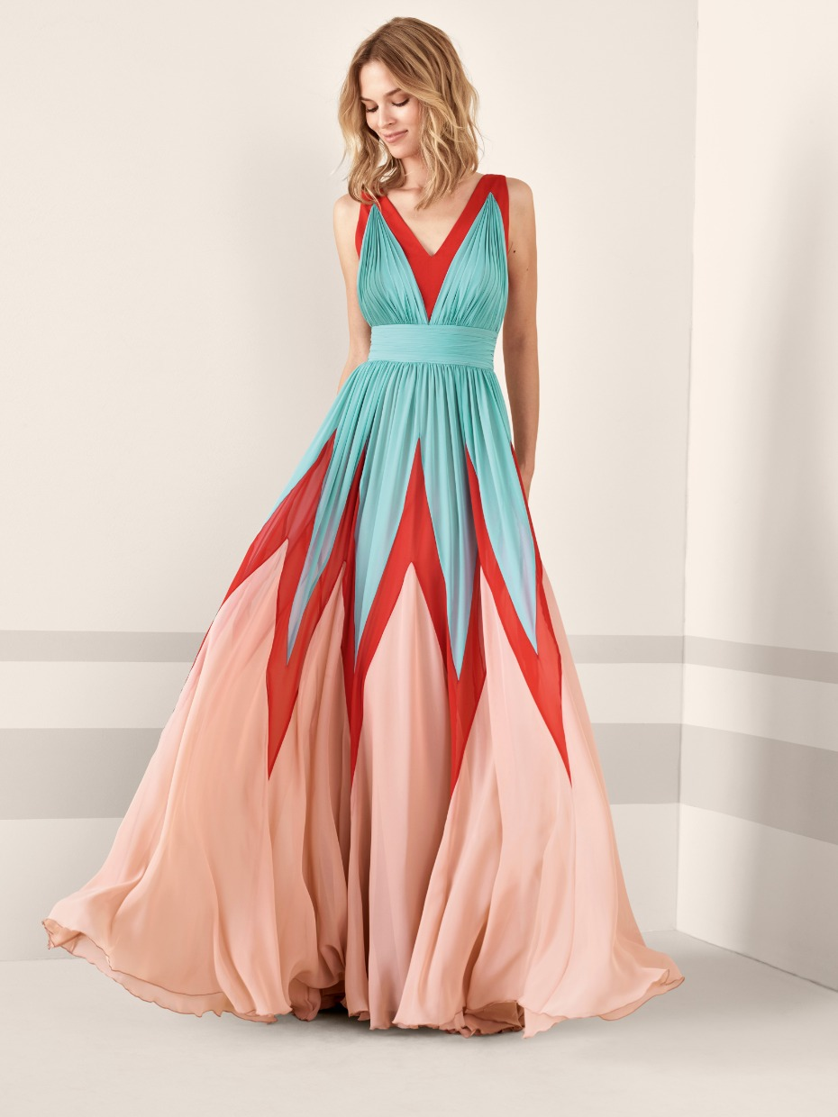 Pronovias Cocktail Jalen Dress