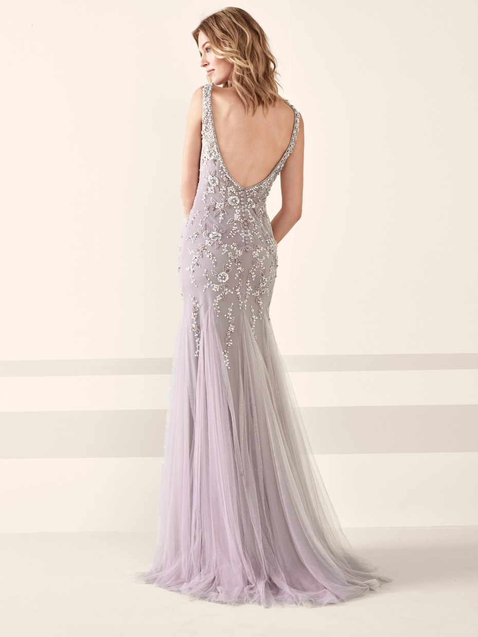 Pronovias Cocktail Jona Dress