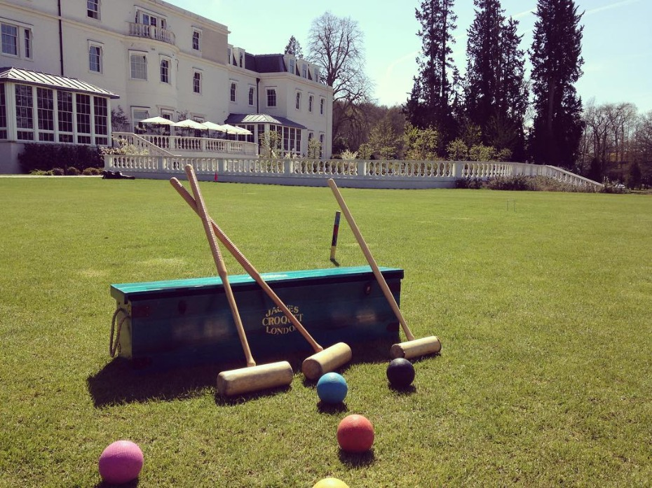 Coworth Park Croquet Field