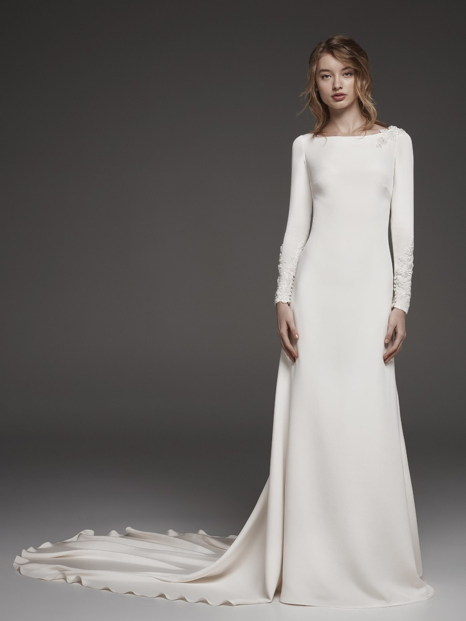 Pronovias In Bloom Collection