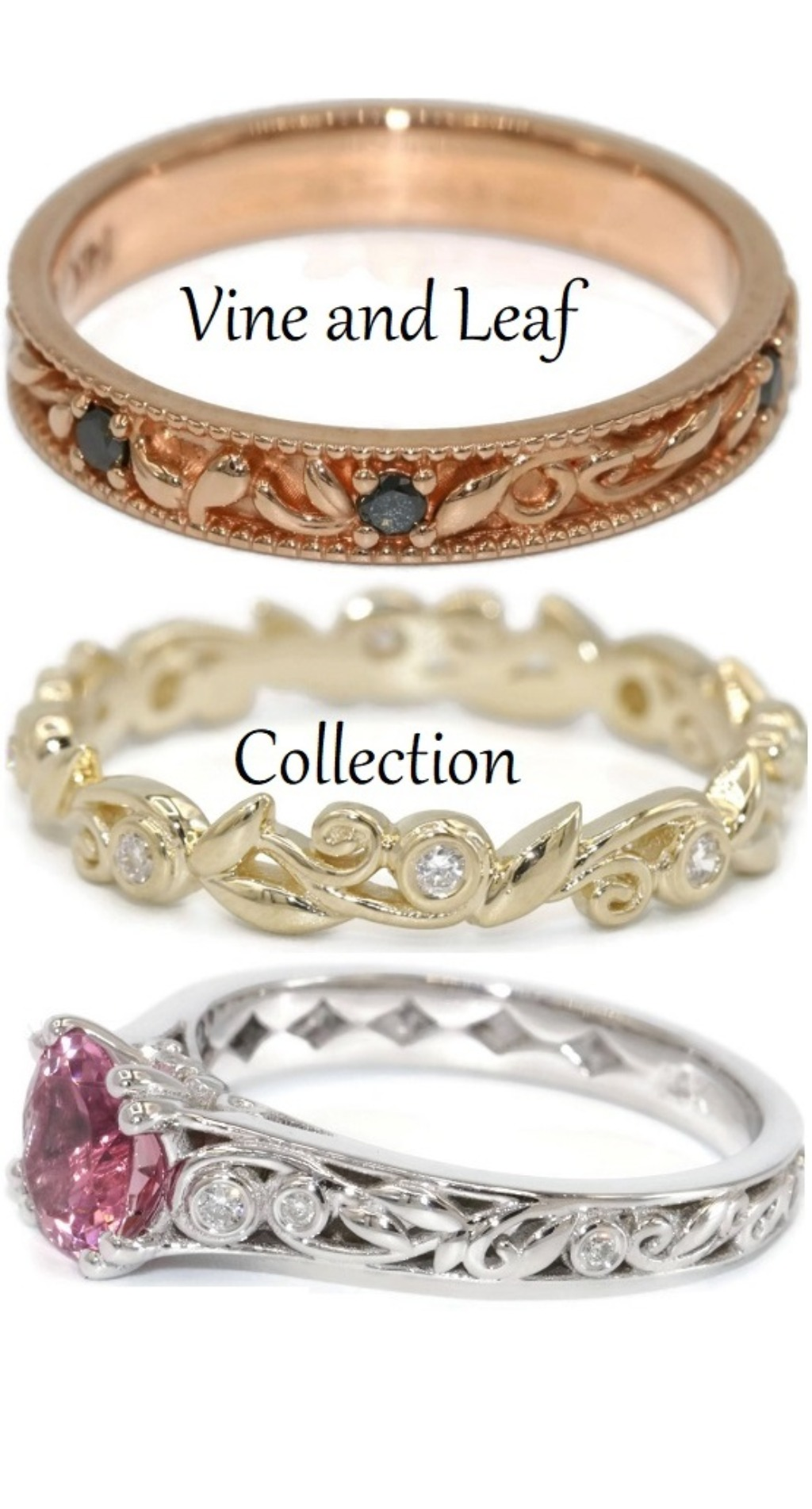 Rustic Love collection is inspired by the true beauty of mother nature.