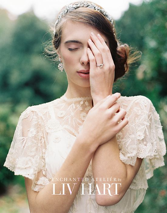 Enchanted Atelier by Liv Hart 2015 Collection