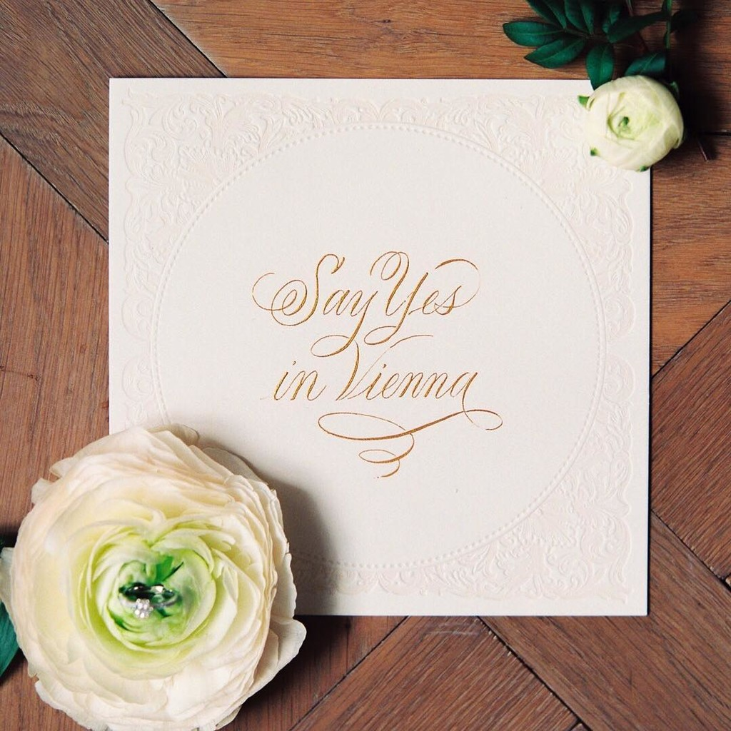 Inspiration Image from High Emotion Weddings