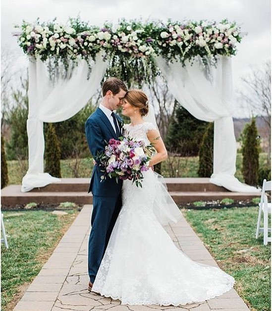 We have the sweetest, most wonderful brides..and Kelly was no exception! 🙌🏻🌿