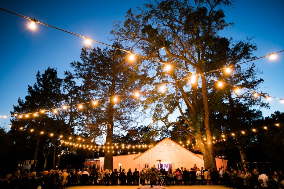 wedding lighting idea