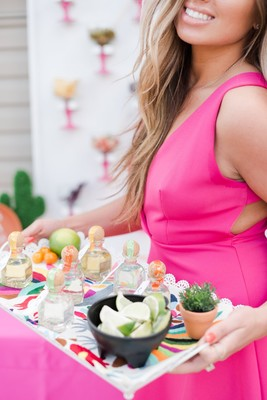 How To Have A Fiesta Bridal Shower
