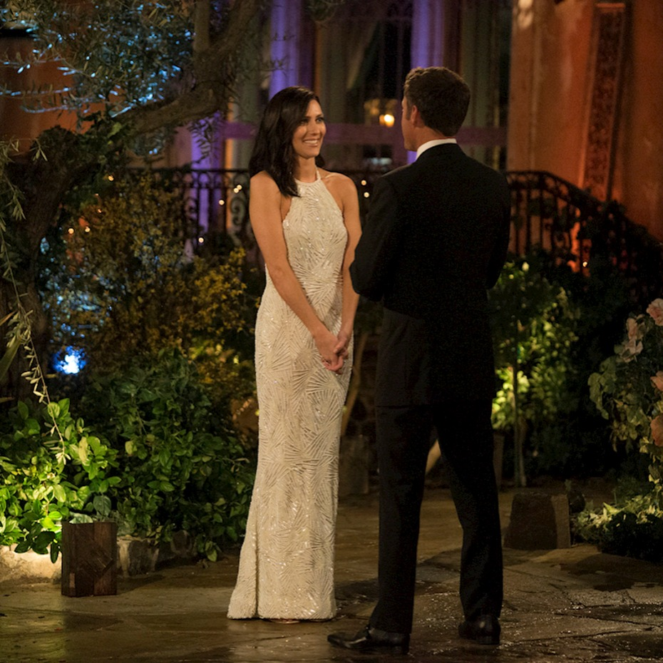 The Bachelorette Becca Kufrin Wedding Dress