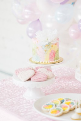 Do You Have Pastel Floral Wedding Dreams?