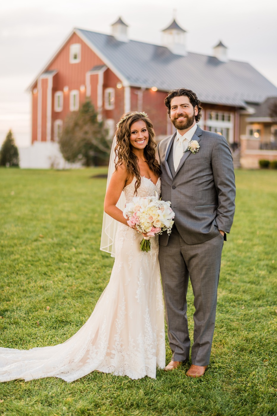 Wyndridge Farm wedding in DC