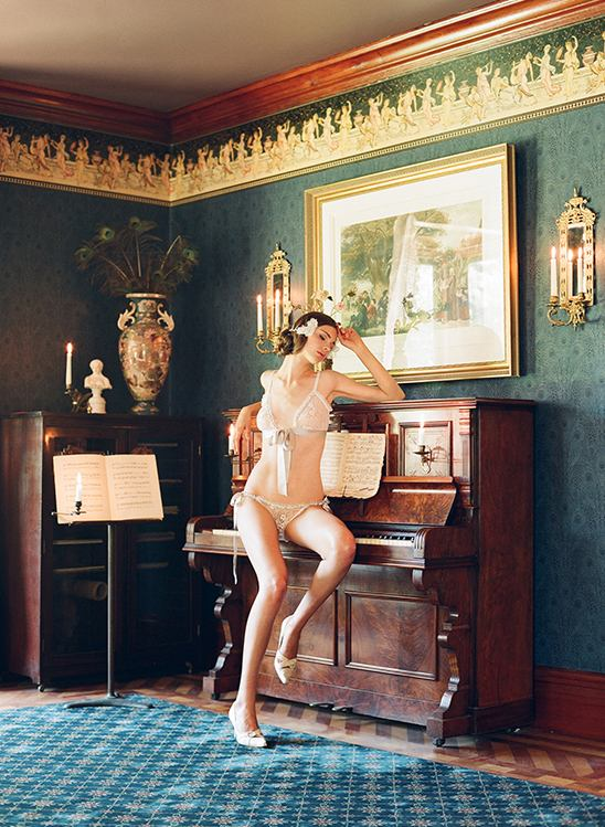 Claire Pettibone Heirloom Lingerie