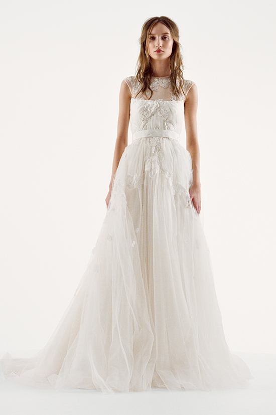 Vera Wang Spring 2015 Collection