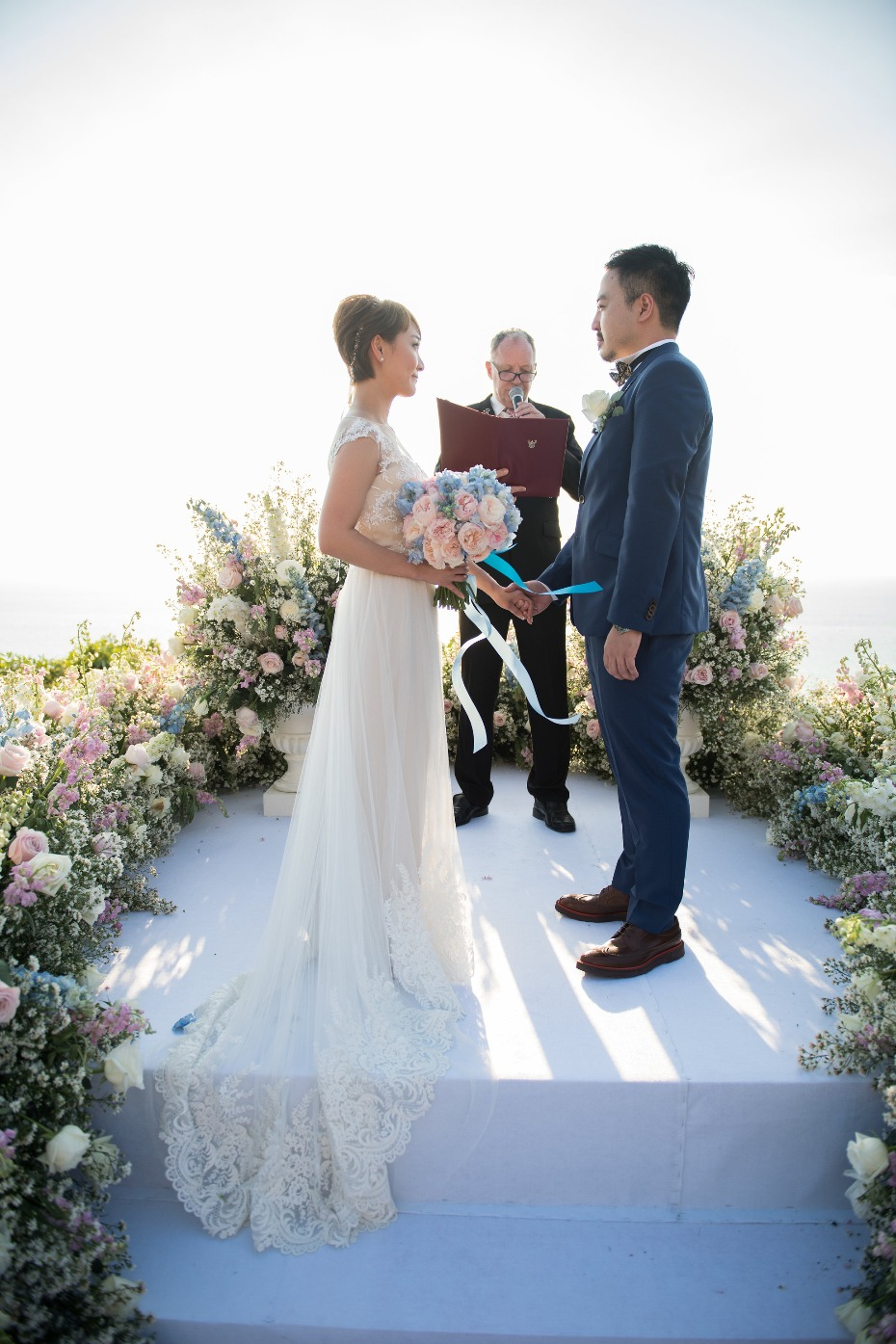 Beautiful destination wedding in Phuket
