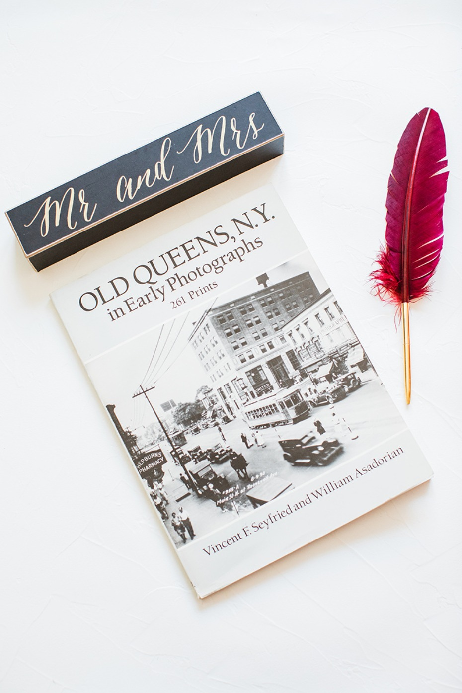 wedding program for your Queens New York wedding
