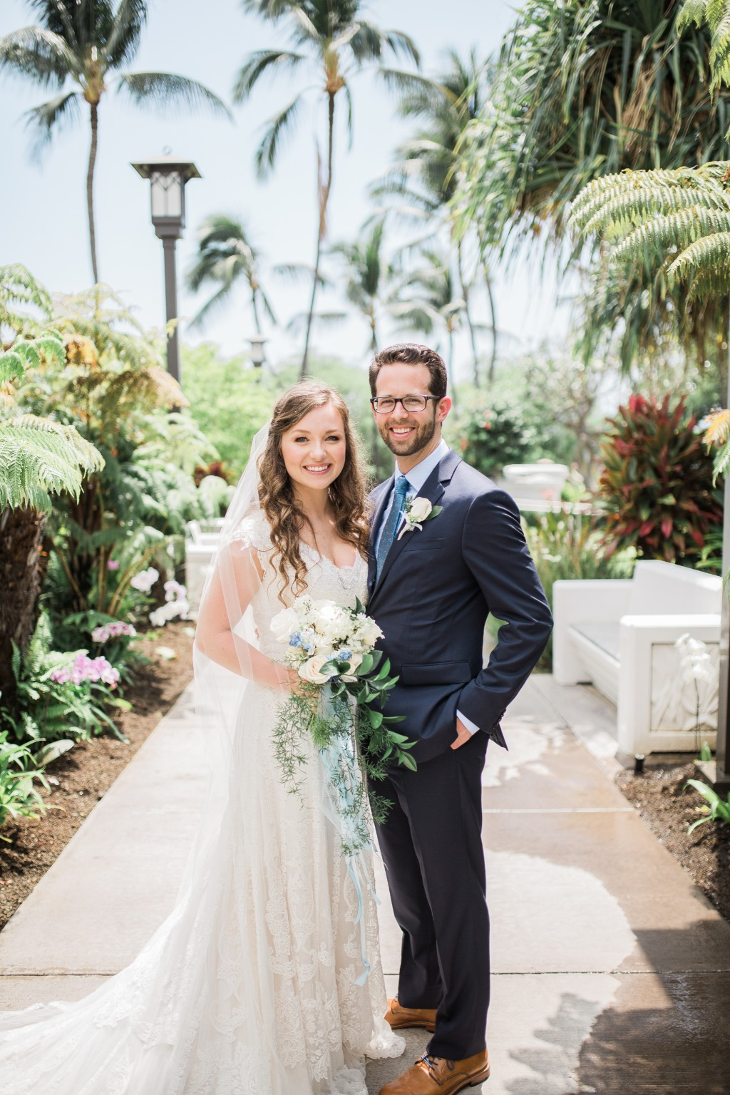 Gorgeous wedding on the Big Island, Hawaii