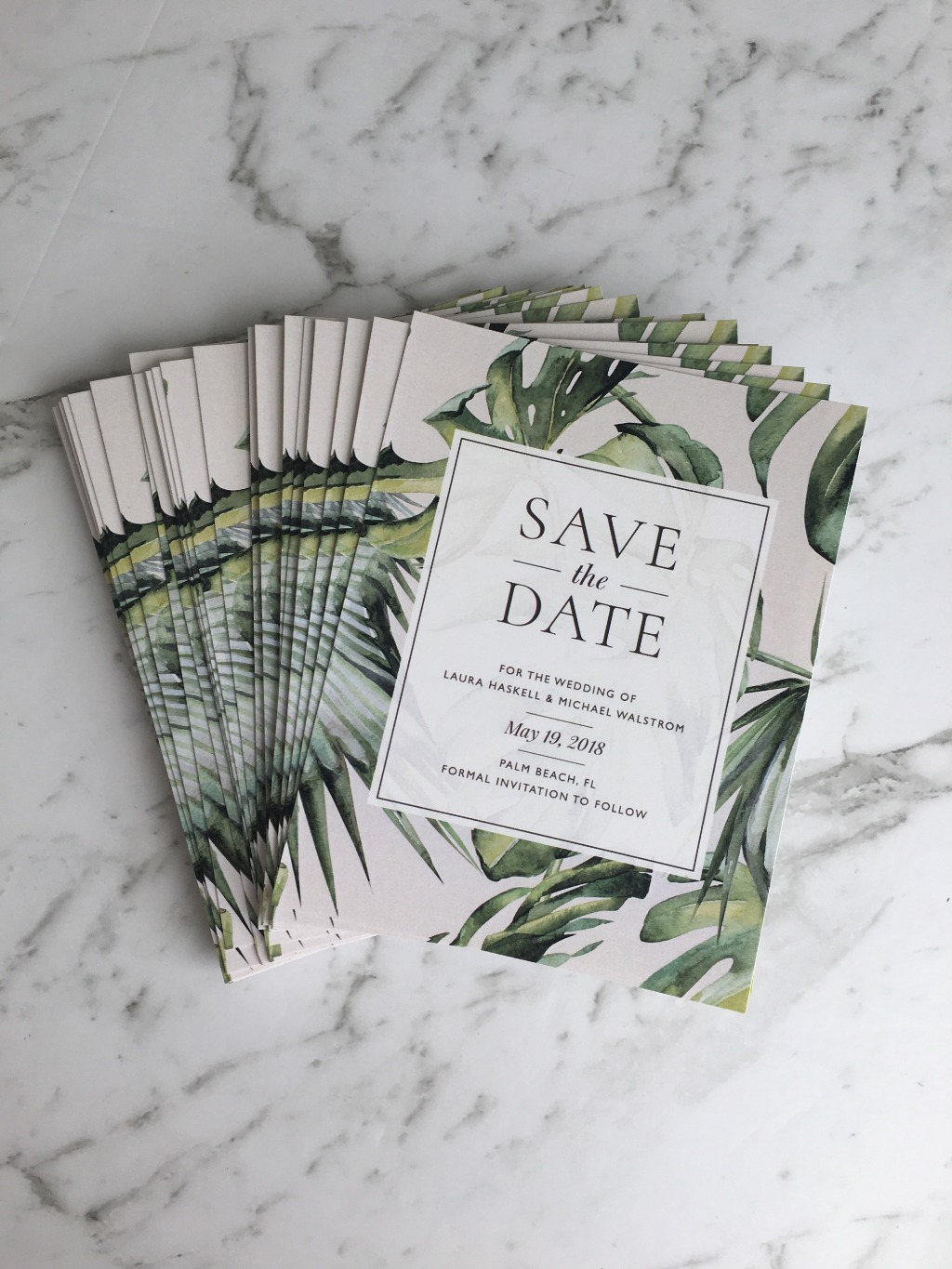 15% off printed invitation orders on Paper Minx Designs | Save the Date | Engagement | Bridal Shower | Bachelorette | Ends June 30th