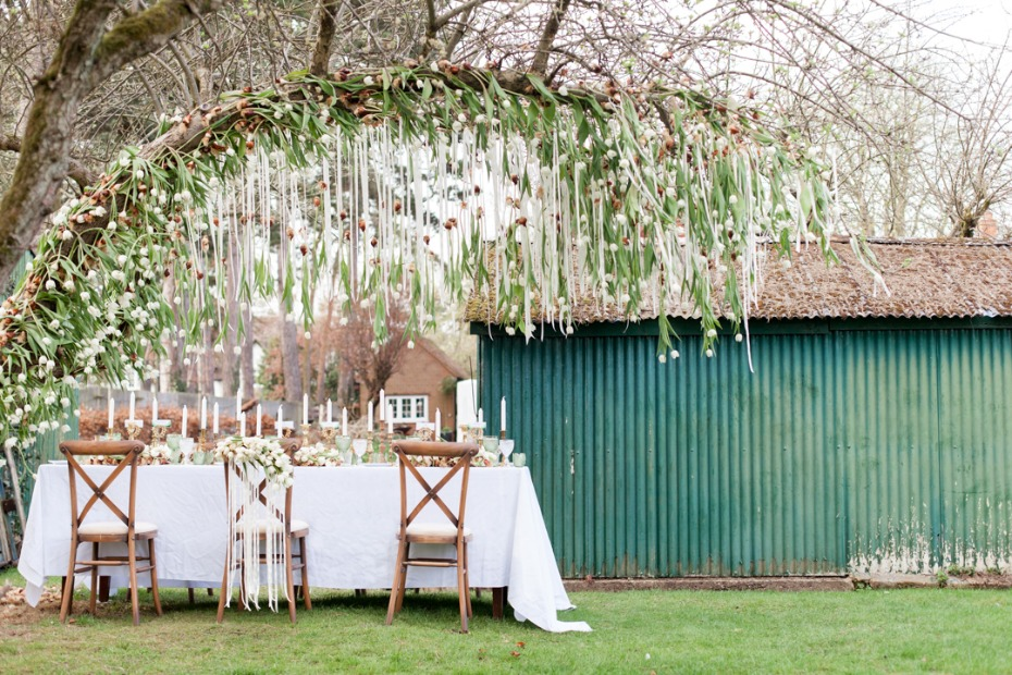 Tulip Mania inspired wedding ideas
