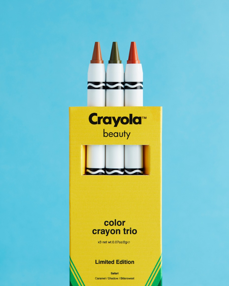 Crayola and ASOS Beauty Collaboration